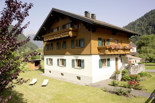 Hotel Pictures: Landhaus Geschwister Wachter, Schruns