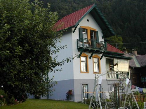 Hotellikuvia: Villa Annenruhe, Bodensdorf