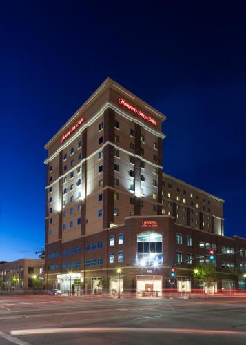 Hampton Inn & Suites Boise-Downtown