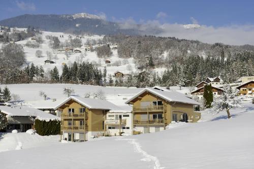 Hotel Pictures: Appartments Urmonti, Schruns