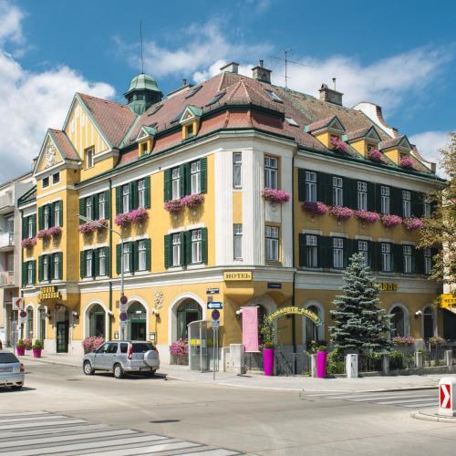 Hotel Bergwirt Wien Hietzing