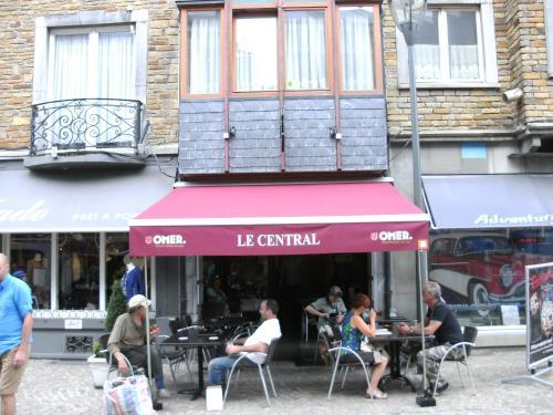 Zdjęcia hotelu: Résidence Le Central, La-Roche-en-Ardenne