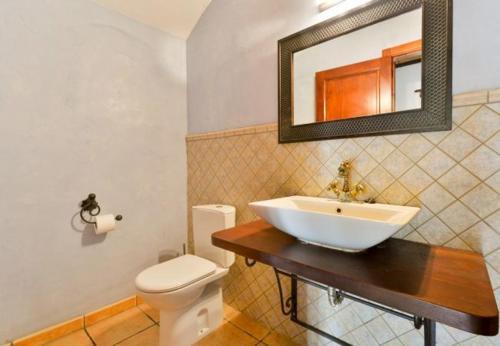 Three-Bedroom Villa in Ibiza ciudad