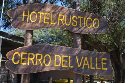 ホテル写真: Hotel Rustico Cerro Del Valle, San Agustín de Valle Fértil