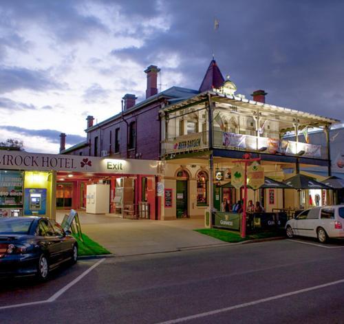 Foto Hotel: The Shamrock Hotel (Live Music Venue), Echuca