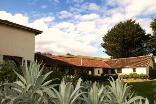 Hotel Pictures: , Hacienda Santa Ana