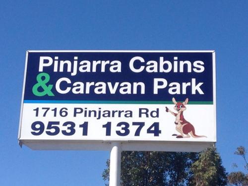 Zdjęcia hotelu: Pinjarra Caravan Park and Cabins, Pinjarra
