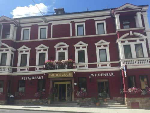 Фотографии отеля: Hotel Wilder Mann, Штайнах-ам-Бреннер