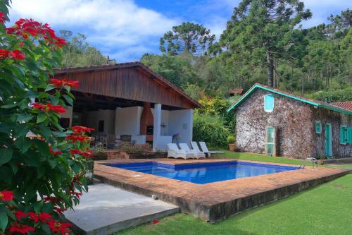 Hotel Pictures: Pousada Barra do Bie, Cunha