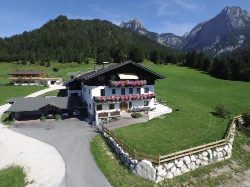 Zdjęcia hotelu: Walcherhof, Unken