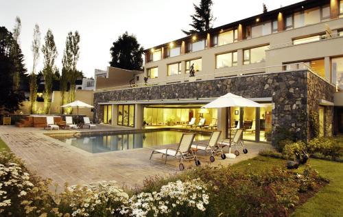 Hotellikuvia: El Casco Art Hotel, San Carlos de Bariloche