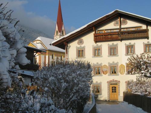 Fotos de l'hotel: Ferienappartement Pircher-Maes, Telfes im Stubai
