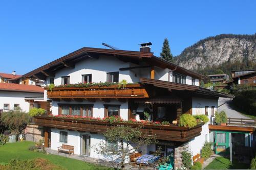 Fotos del hotel: Ferienwohnung Apartment Haus Ager, Thiersee