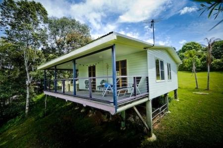 酒店图片: Glocca Morra Cottage, Bellingen