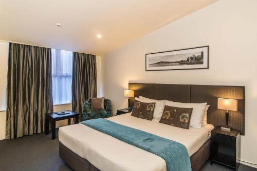 Alberghi wellington prenotazione albergo viamichelin for 104 the terrace wellington