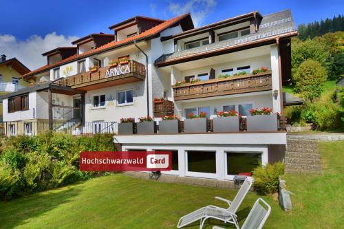 Hotel Pictures: Hotel Arnica, Todtnauberg
