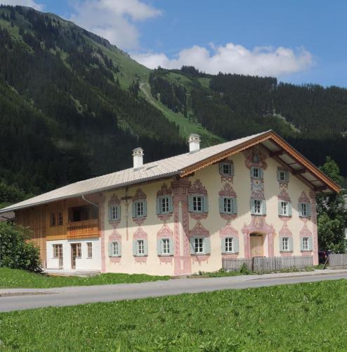 Fotografie hotelů: Residenz 111, Holzgau