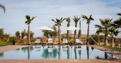 Squarebreak- Modern Villa Close to Marrakesh