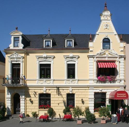 Hotel Pictures: Hotel Sankt Maximilian, Bernkastel-Kues