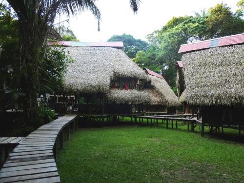 Hotel Pictures: Jamu Lodge, Puerto Montúfar