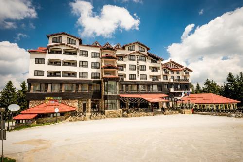 Hotelbilder: Snezhanka Hotel & SPA - Winter Half Board, Pamporovo