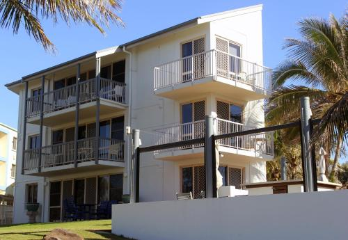 Zdjęcia hotelu: Bargara Shoreline Apartments, Bargara