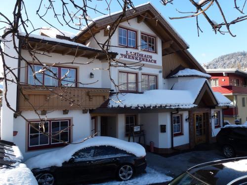 酒店图片: Hotel Garni Landhaus Trenkenbach, 斯拉德明