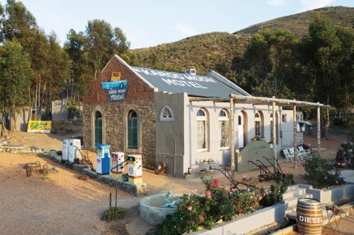 The Karoo Moon Motel