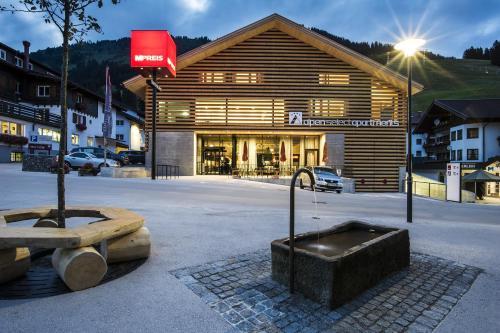 酒店图片: alpen select apartments Kleinwalsertal, 米特尔贝格