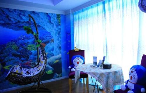 Hotel Pictures: Jiakechong Theme Apartment, Fushun