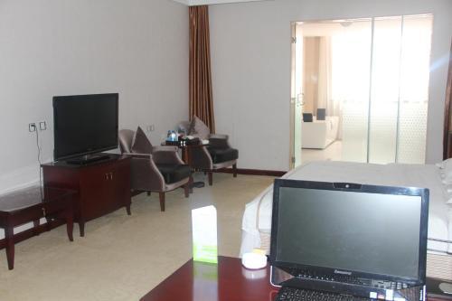 Hotel Pictures: Xinyue Hot Spring Hotel, Hexigten