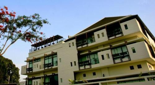 Central pattaya residence r servation gratuite sur for Central de reservation hotel