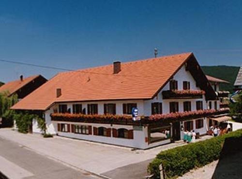 酒店图片: Gasthof Hemetsberger, 阿特湖