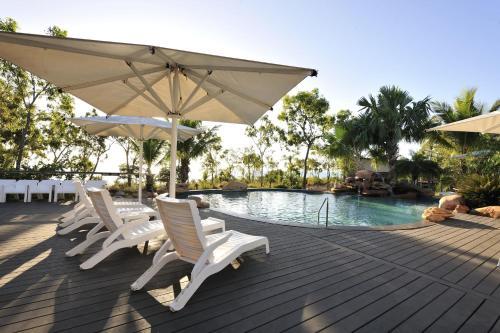Hotel Pictures: Groote Eylandt Lodge, Alyangula