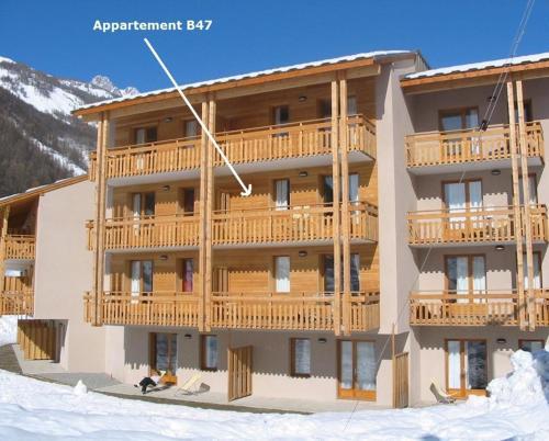 Hotel Pictures: Appartement Pays des Ecrins - Alpes du Sud, Pelvoux