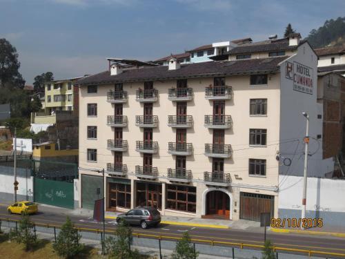 Hotel Pictures: Hotel Cumanda, Alfaro