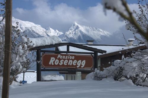 ホテル写真: Pension Rosenegg, フィンケンベルク