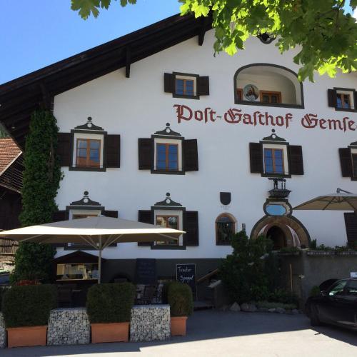 Hotel Pictures: Hotel-Pension Haueis & Gasthof Gemse, Zams