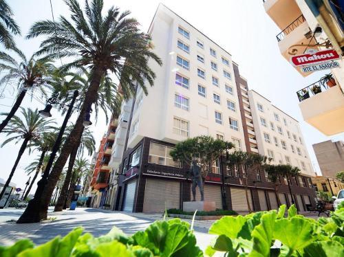 Apartamentos Marina Suites