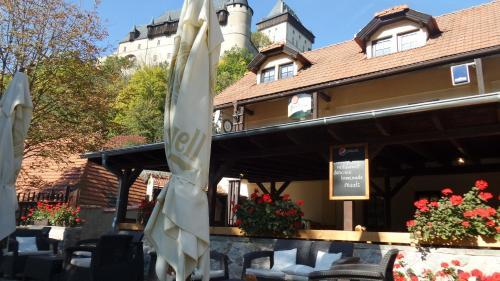 Hotel Pictures: , Karlštejn