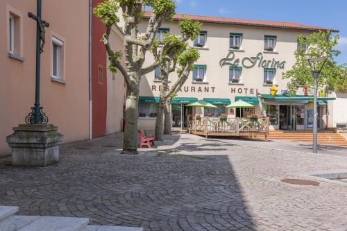 Hotel Pictures: Logis Hôtel le Florina, Sainte-Florine