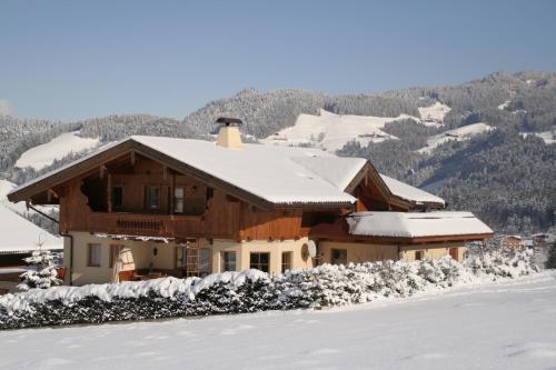 Hotellikuvia: Apartment Ben, Reith im Alpbachtal