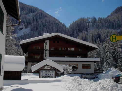 酒店图片: Alpengasthof Zollwirt, 圣雅各布-德法里根