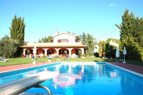 Villa la Doganella