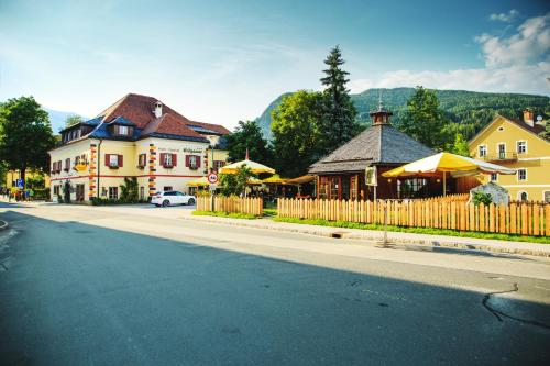Fotografie hotelů: Hotel-Gasthof Weitgasser, Mauterndorf