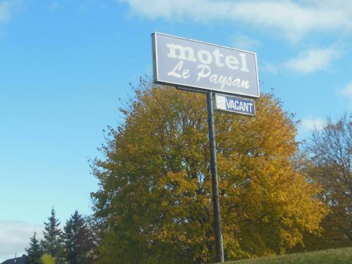 Motel Le Paysan