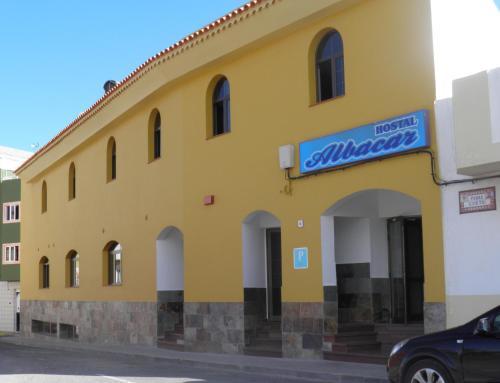 Hotel Pictures: Hostal Albacar, Melenara