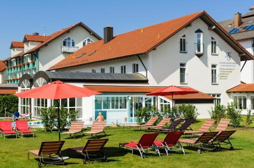 Hotel Garni Hubertushof Bad Fussing