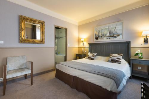 St Malo Hotels Within Walls