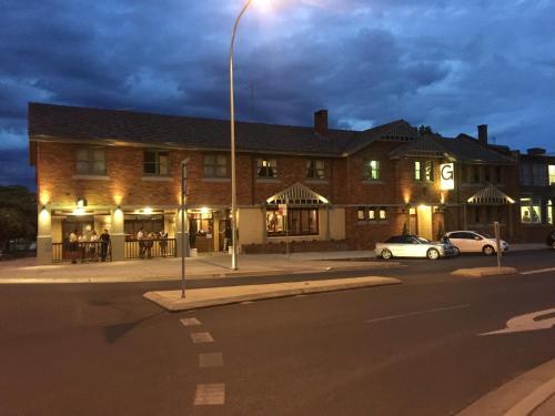 Zdjęcia hotelu: The George Hotel, Bathurst